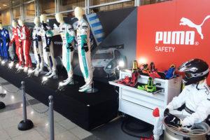 puma 展示会 安全靴