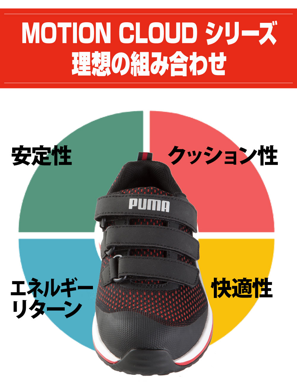 PUMA SAFETY MOTION CLOUD